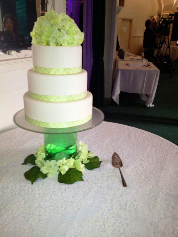 Elizabeth & Ernesto  Wedding Cake Designers