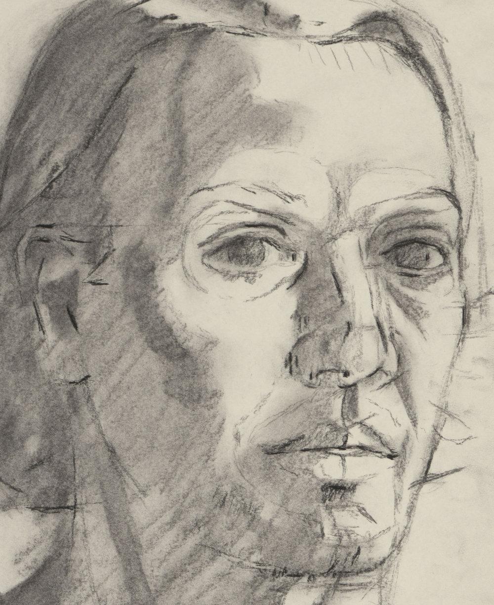 Birthday Portrait. Feb 19, 2016, age 35