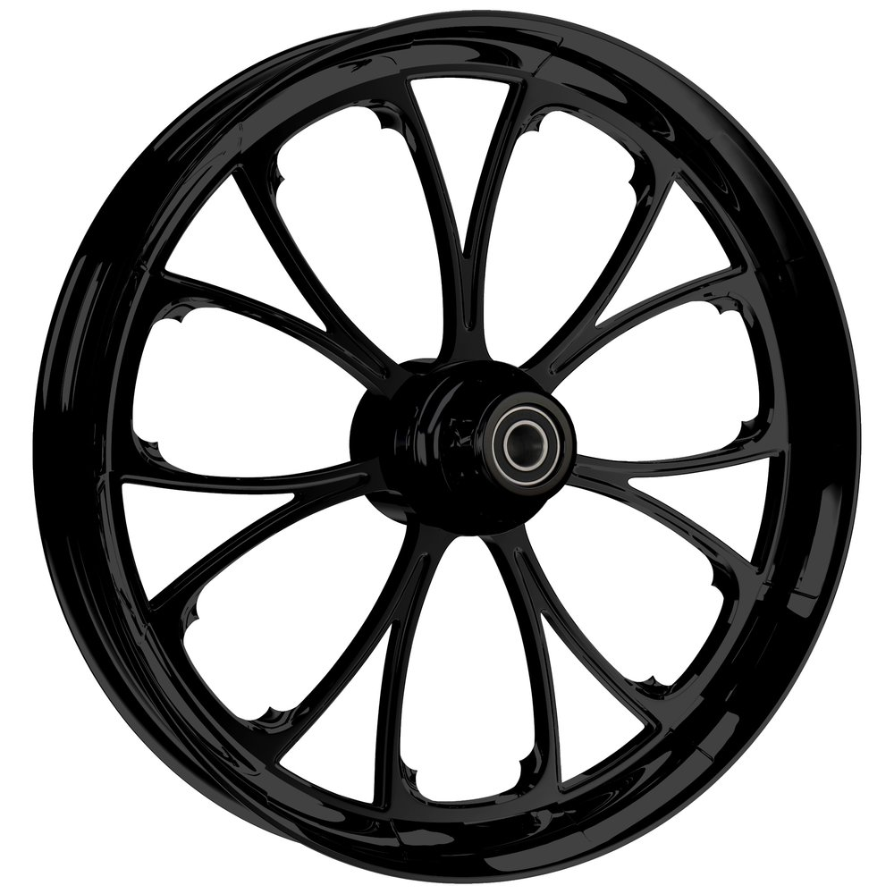 Want All Black? - Checkout our Blackline finish!