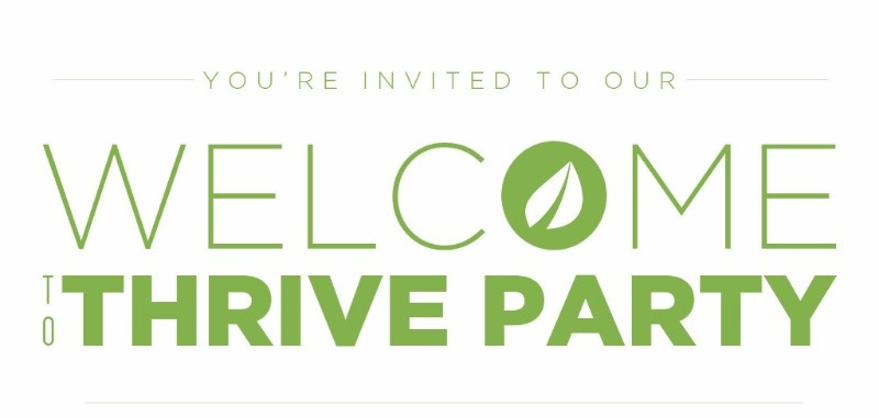 Whether you're new to Thrive Chapel or you've been attending for a while, we invite you to hear our story, connect with other like you, and meet our team. Childcare and lunch provided. Email  Welcome@ThriveChapel.com  or bring your Connection Card to our Lobby Welcome Center.