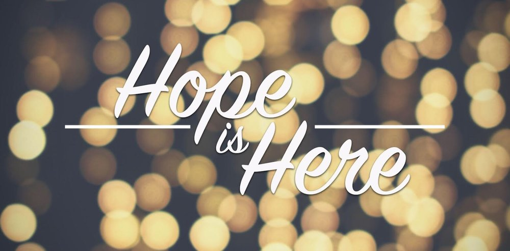 Let's spend this Christmas season in hopeful anticipation of the gift that is to come. We'll celebrate each of the gifts that are promised in the coming of Christ as we study Advent. Each week we encourage you to pray for and invite someone who needs the gifts of Hope, Love, Joy, Peace, and Christ.