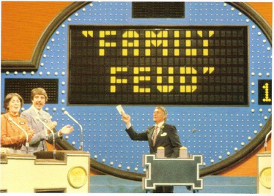 Family Feud by Dennis Crowley (2008) via Flickr.