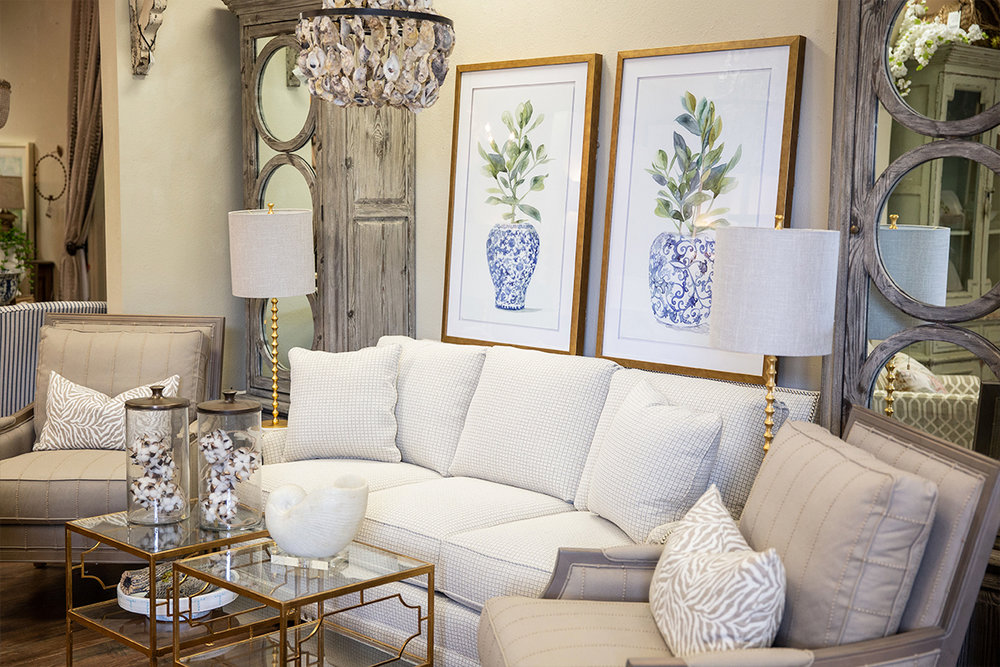 Meeting with a professional can help a homeowner avoid expensive mistakes like jarring paint colors, fabric choices that don't fit your lifestyle, and layout to maximize a space's potential.