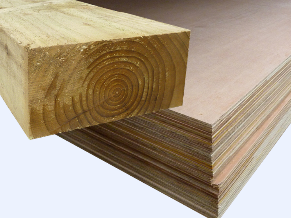 TIMBER (LENGTHS & SHEET)