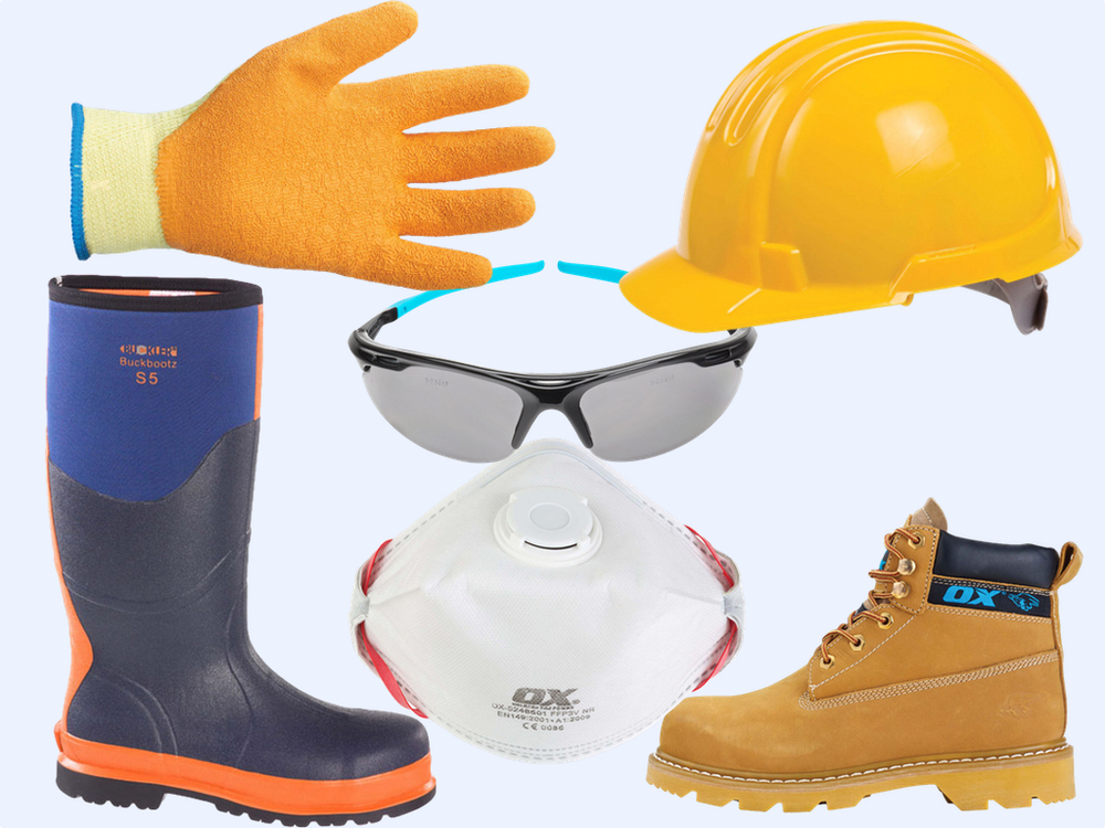 work & safety wear