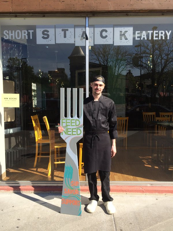 Visiting Short Stack Eatery