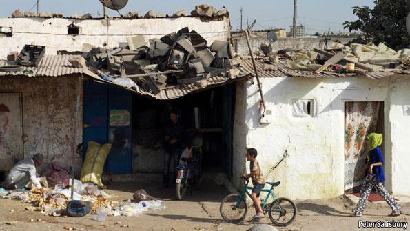 Sidi Moumen, Casablanca, The Economist 2012