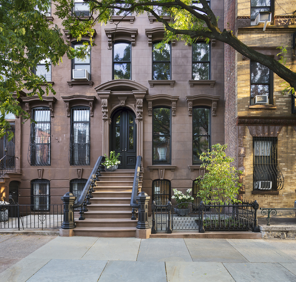 Prospect Heights Brownstone Buck Projects