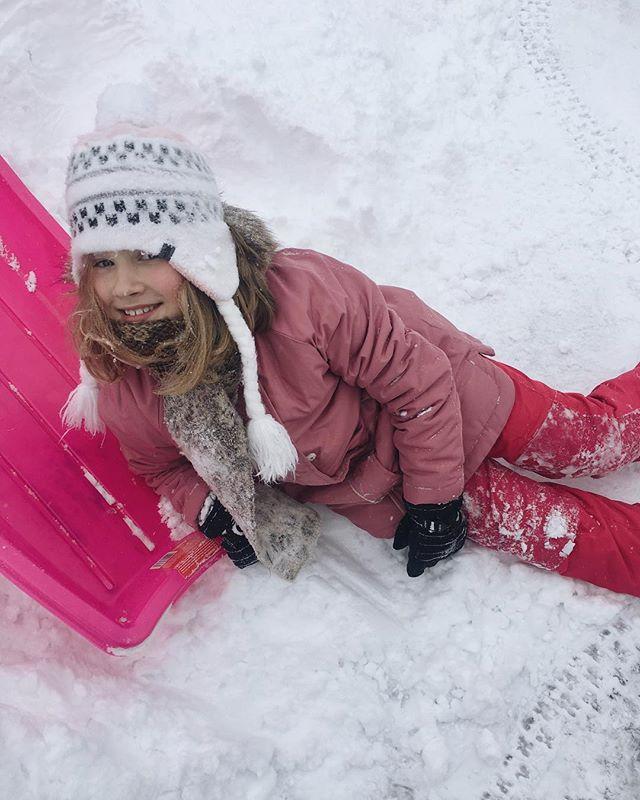 Snow baby ❄️