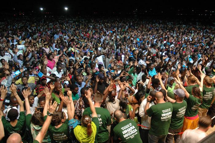 Signs & Wonders Festival Dar es Salaam Tanzania