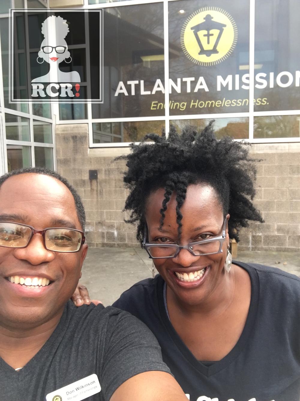 Real Chicks Rock! & The Atlanta Mission