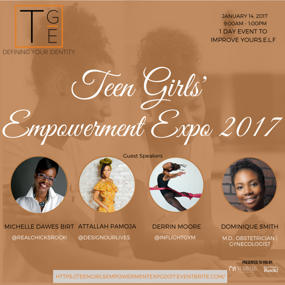 Teen Girls' Empowerment Expo 2017