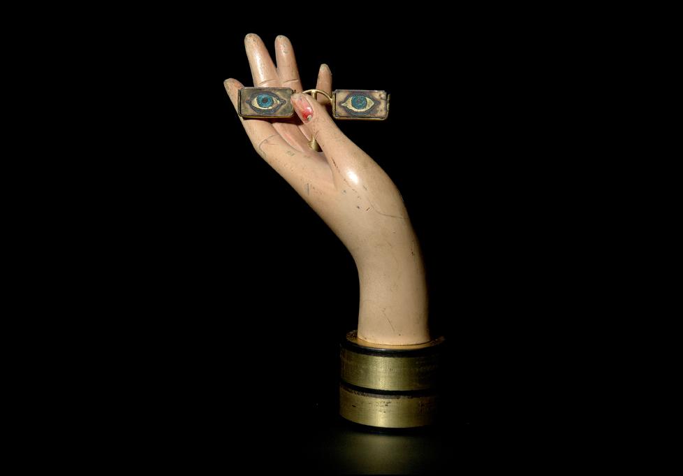 Hand and Eye 2