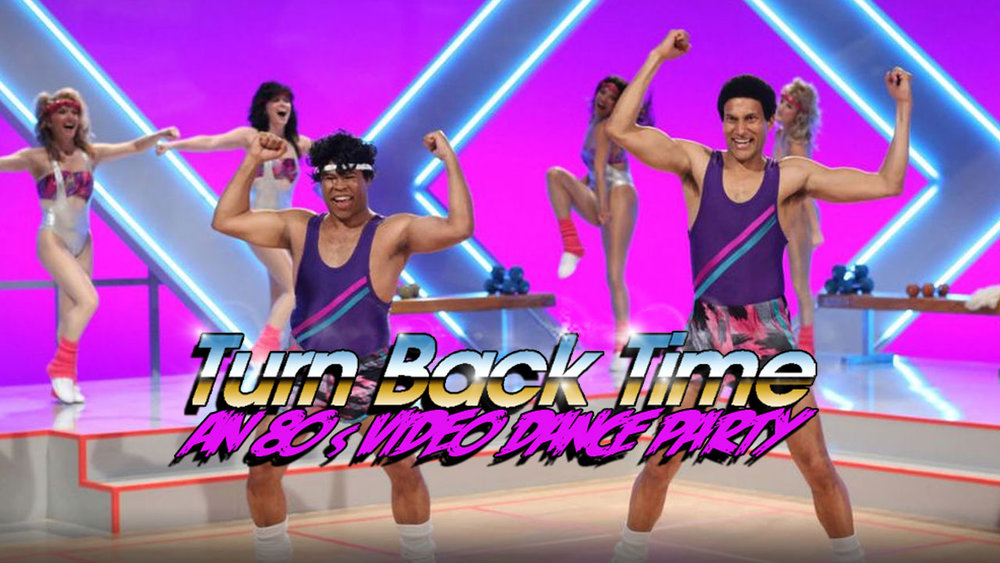 Turn Back Time: An 80s Video Dance Party