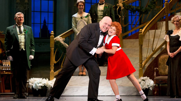 Annie National Tour