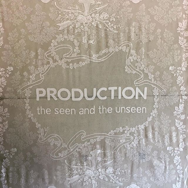 #warwicktate18 @universityofwarwick interpretation of the @tateexchange theme of #production explores the production of #truth & #justice still time to catch tomorrow and sun
