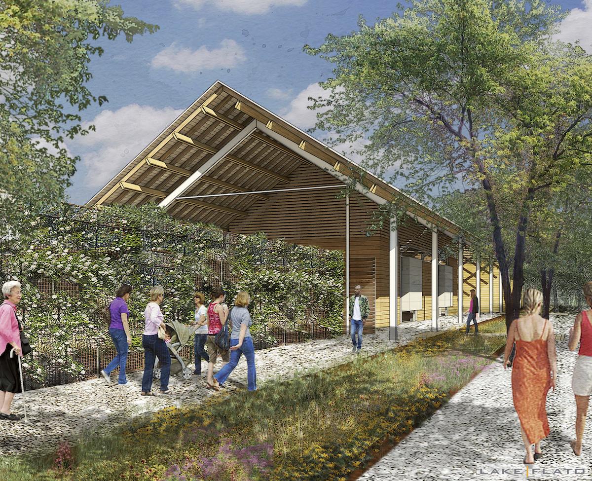 A garden tour — Delaware Botanic Gardens