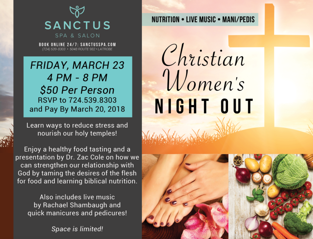 Christian Women's Night Out