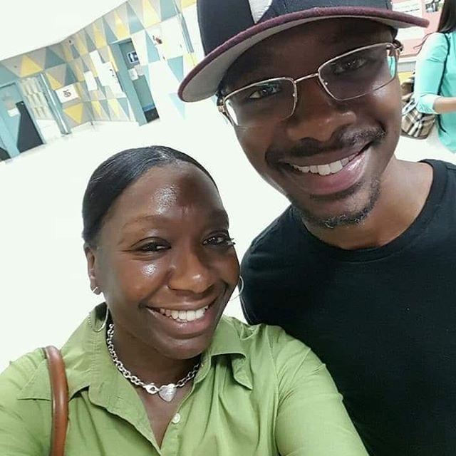 Happy Birthday to my #1 son. Love you to eternity. @pryncecharlie #mommylove