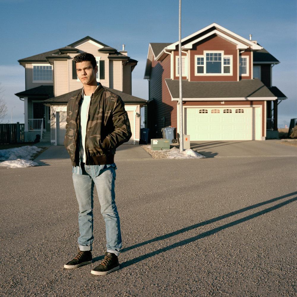 Andres, Calgary.