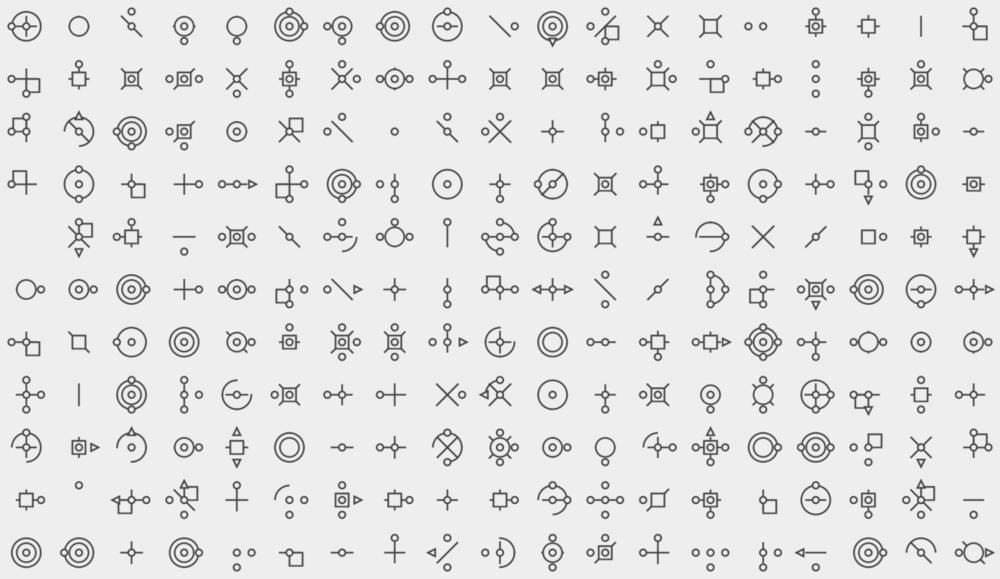 Alien Symbols Jerome Herr
