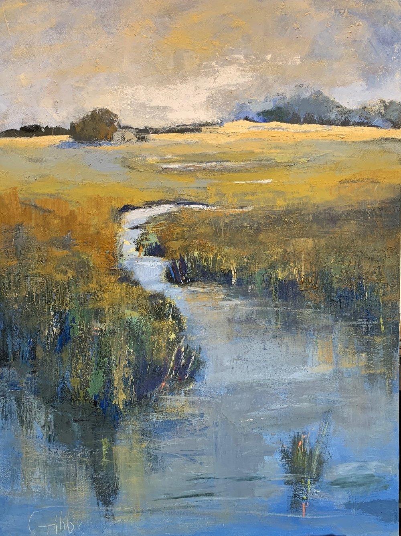 Come Home, Oil on Canvas, 48 x 36