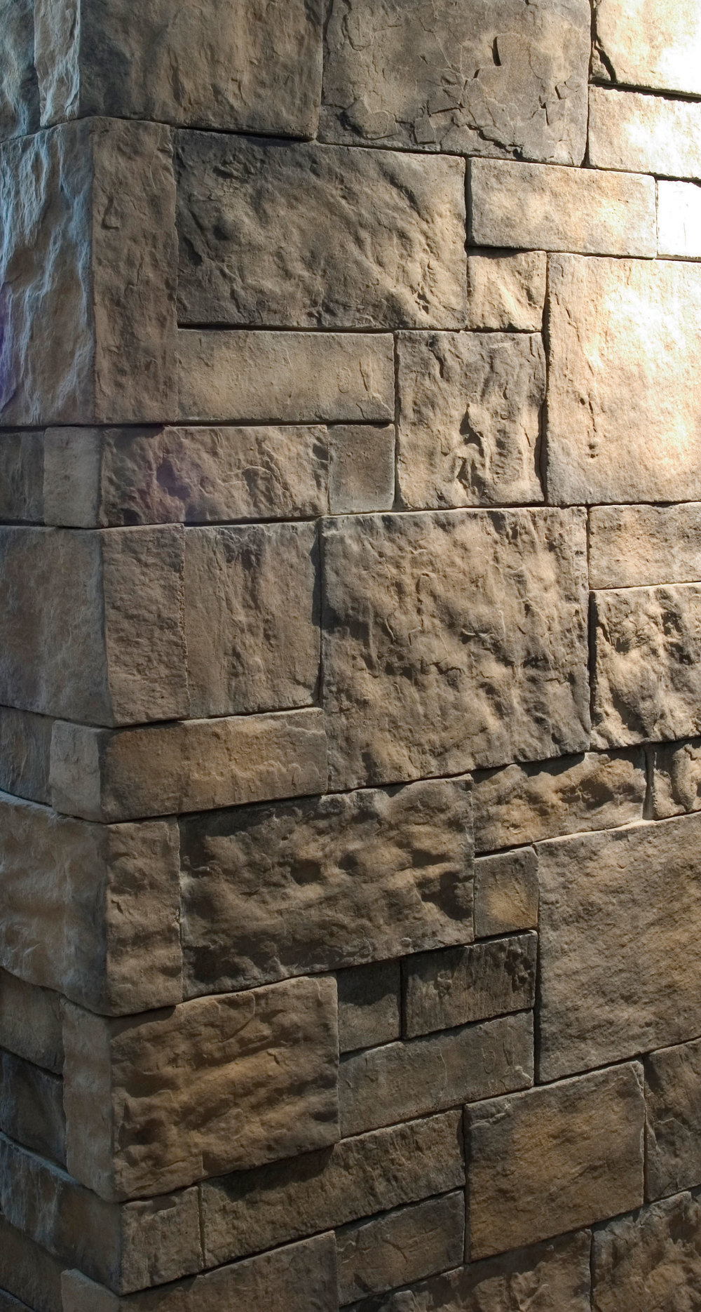European Castle Stone Corners Rubber Mold Company