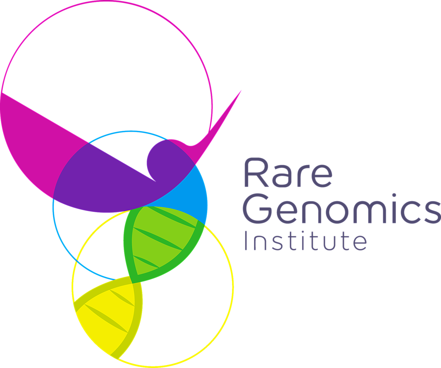 Rare Genomics Institute logo