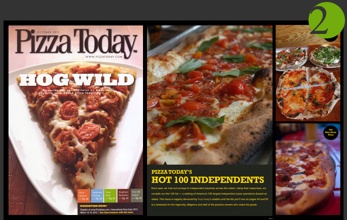 Pizza Today's Hot 100 Independents