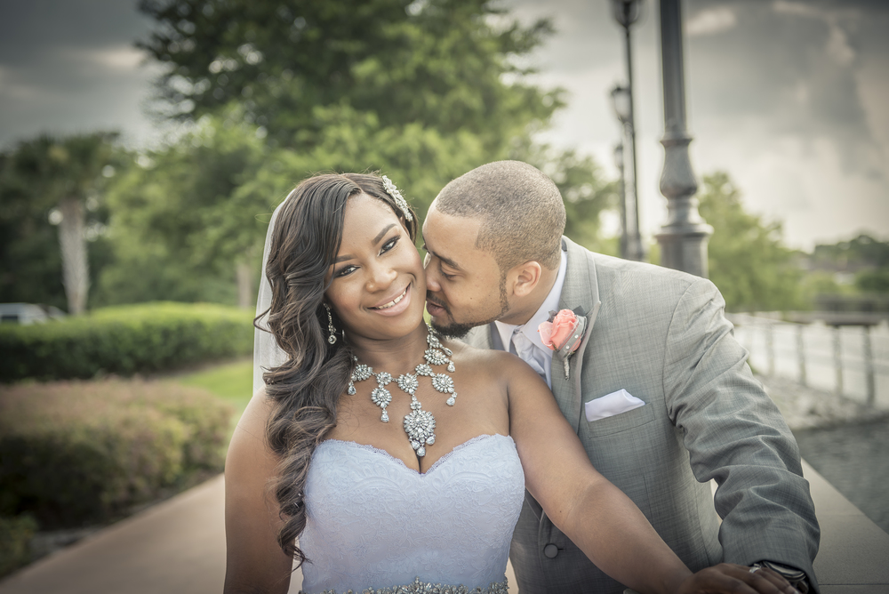 Jessica & Terrance Altamonte Springs Embassy Suits Crains Roost Wedding