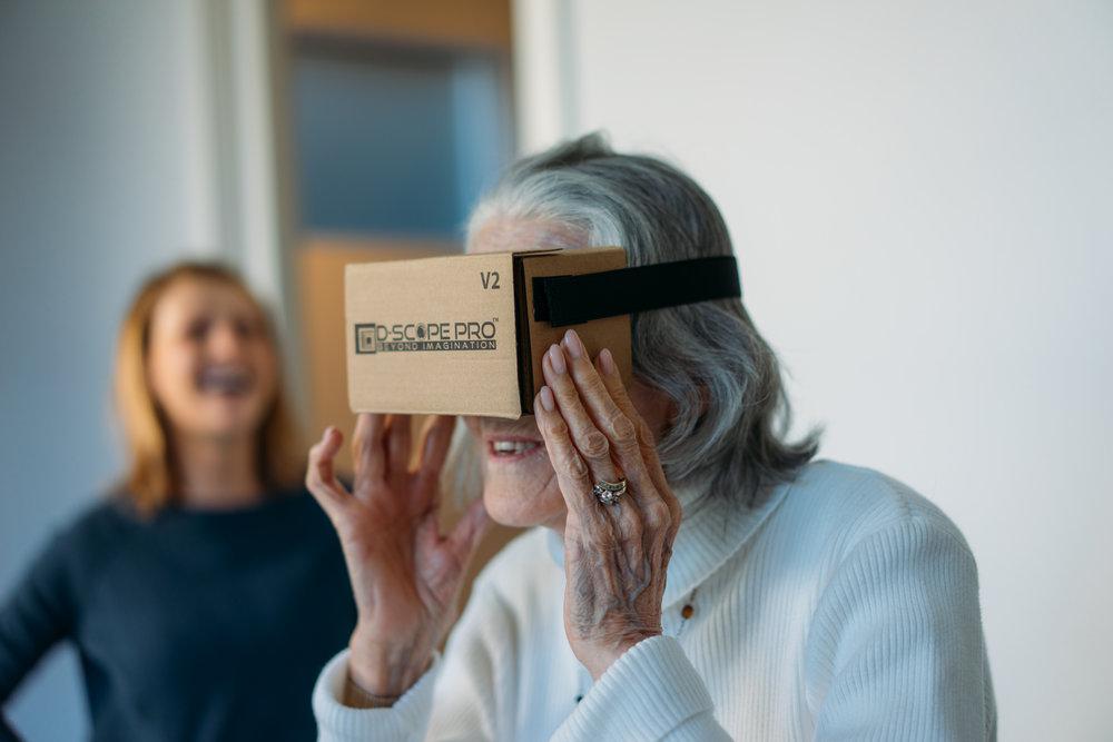 Project Kairos // VR Platform