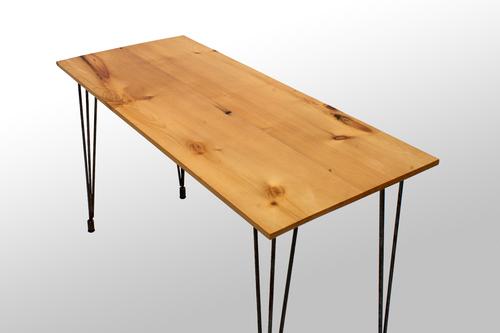 The Heller Desk Reclaimed White Pine