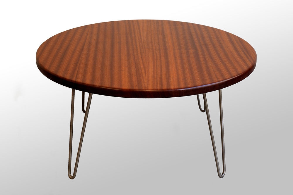 Sapele Coffee Table