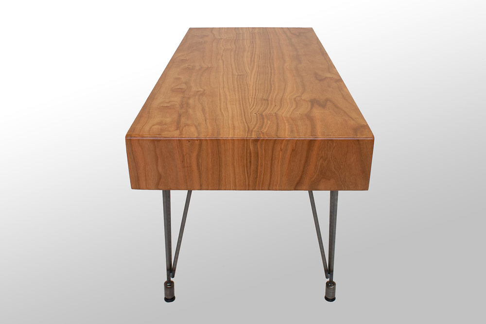 The Irving Coffee Table: Cherry