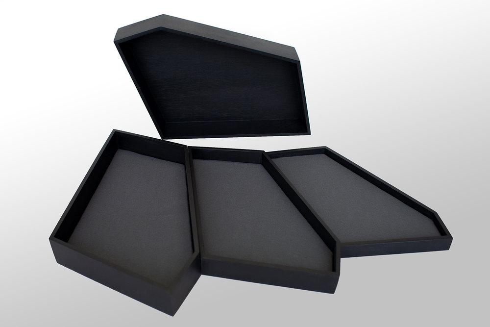 Nesting Jewelry Display Trays