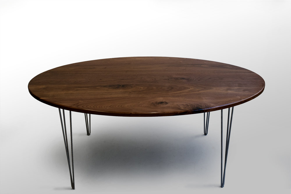 Walnut percy Dining Table side.jpg