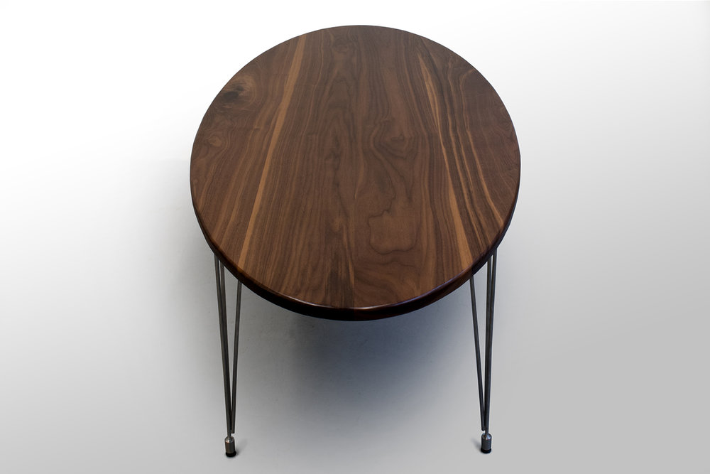 Walnut Dinning tablefront.jpg