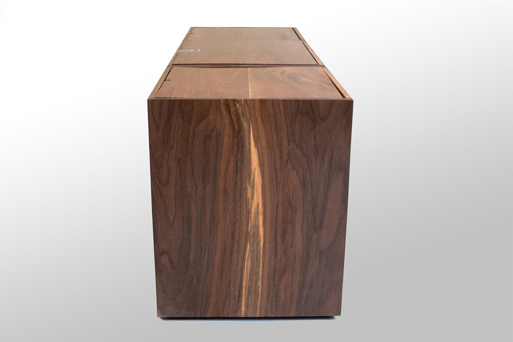 Three section Walnut coffee table side.jpg