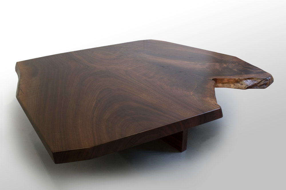 Left low live edge walnut slab coffee table.jpg