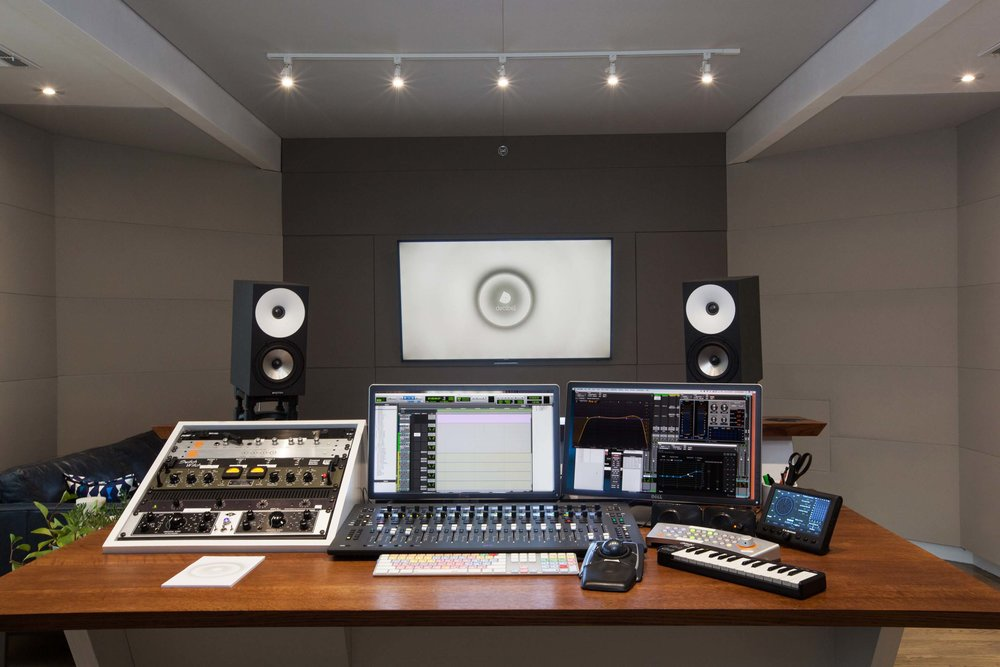 Decibel Studio 1
