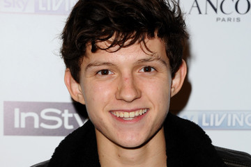 This is Tom Holland, by the way.