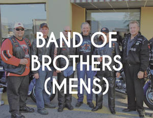 BAND OF BROTHERS Meetings take place twice a month for men to join together, learn, and train to be champions within their own lives and in their households. See our Calendar