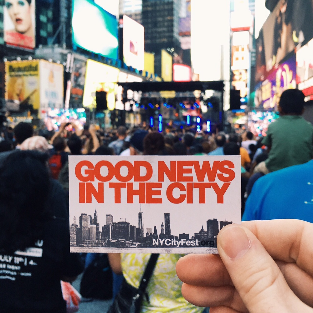 Good News in the City