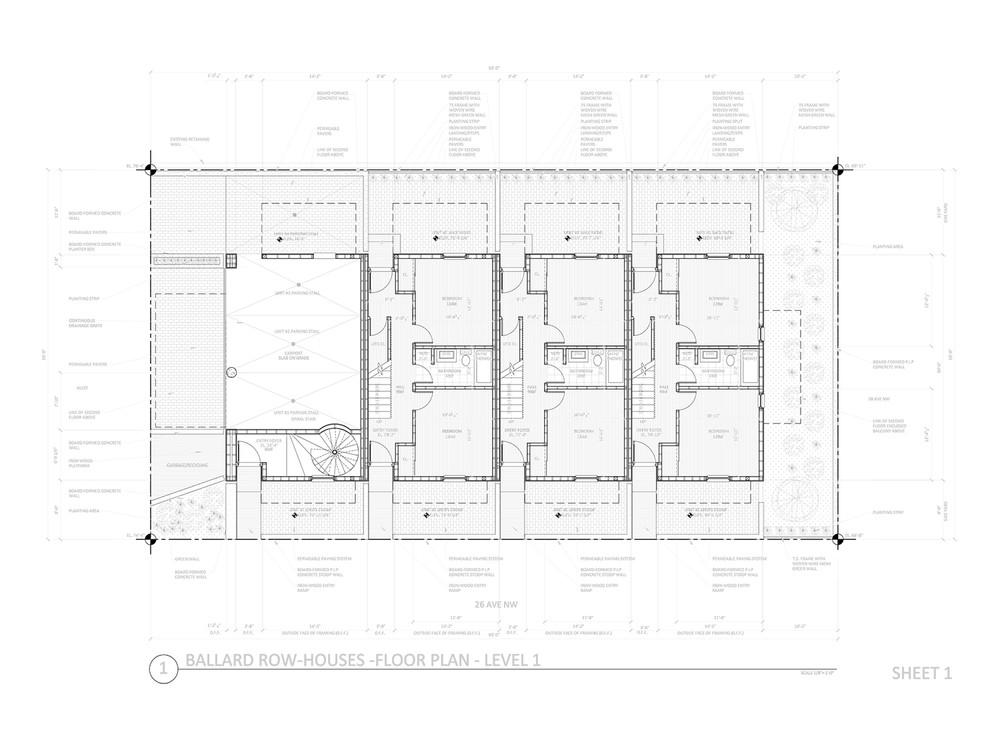 DD Set First Floor Plan