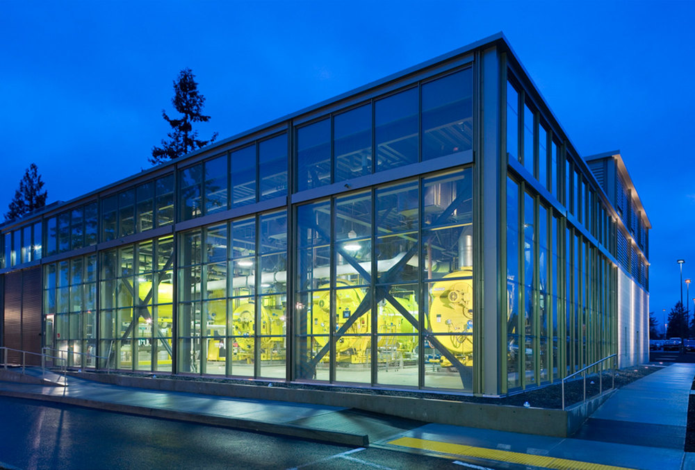 Central Utility Plant Francis Creative Architecture