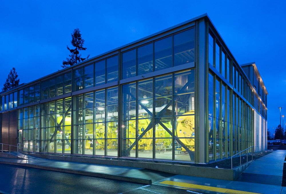 Central Utility Plant Francis Creative Architecture
