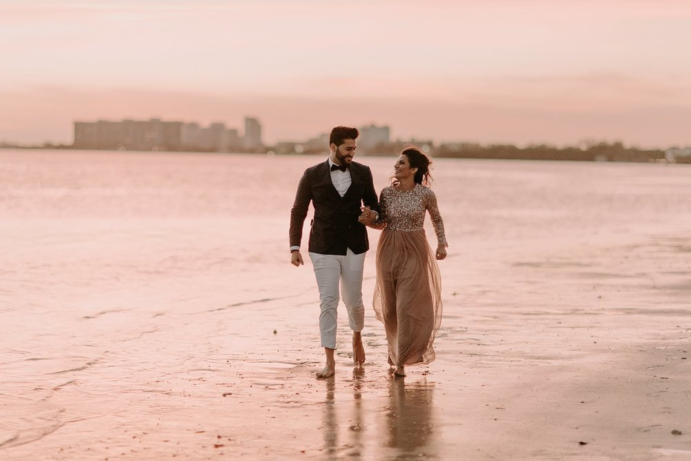 Beach wedding photographer in Miami Florida