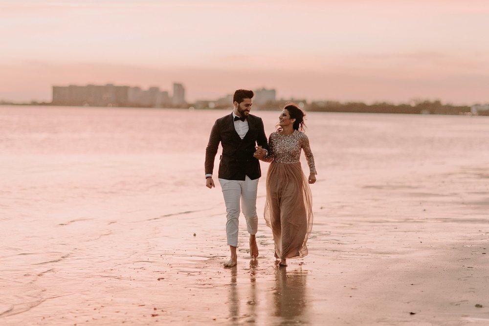 Beach wedding photographer in Miami Florida