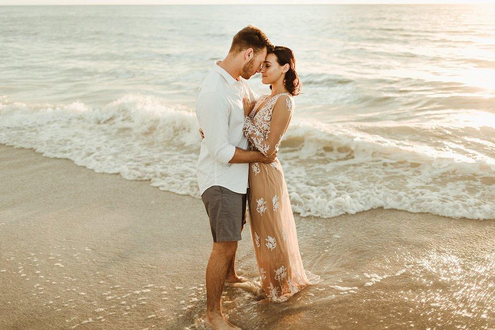 St. Pete Beach, Tampa Elopement Intimate Engagement Coastal Wedding-11.jpg