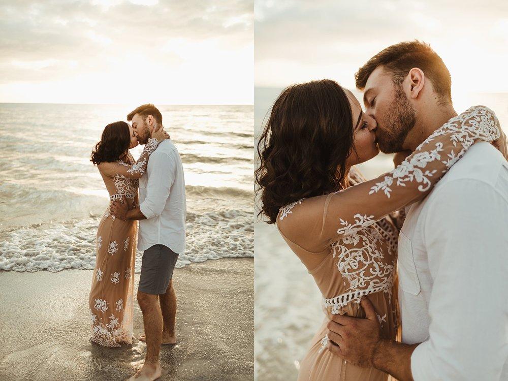 St. Pete Beach, Tampa Coastal Elopement Photographer